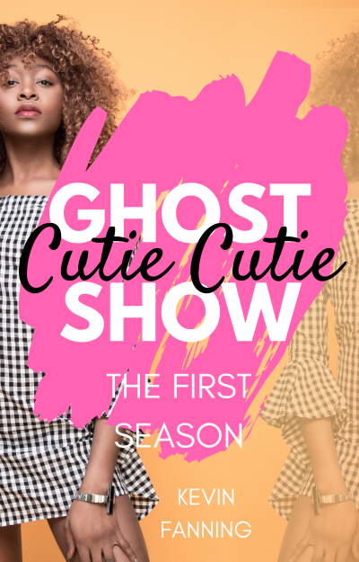 cutie cutie ghost show book cover